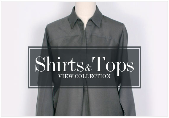 Womens Shirts and Tops Collection