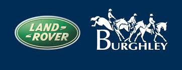 Image result for burghley horse trials logo