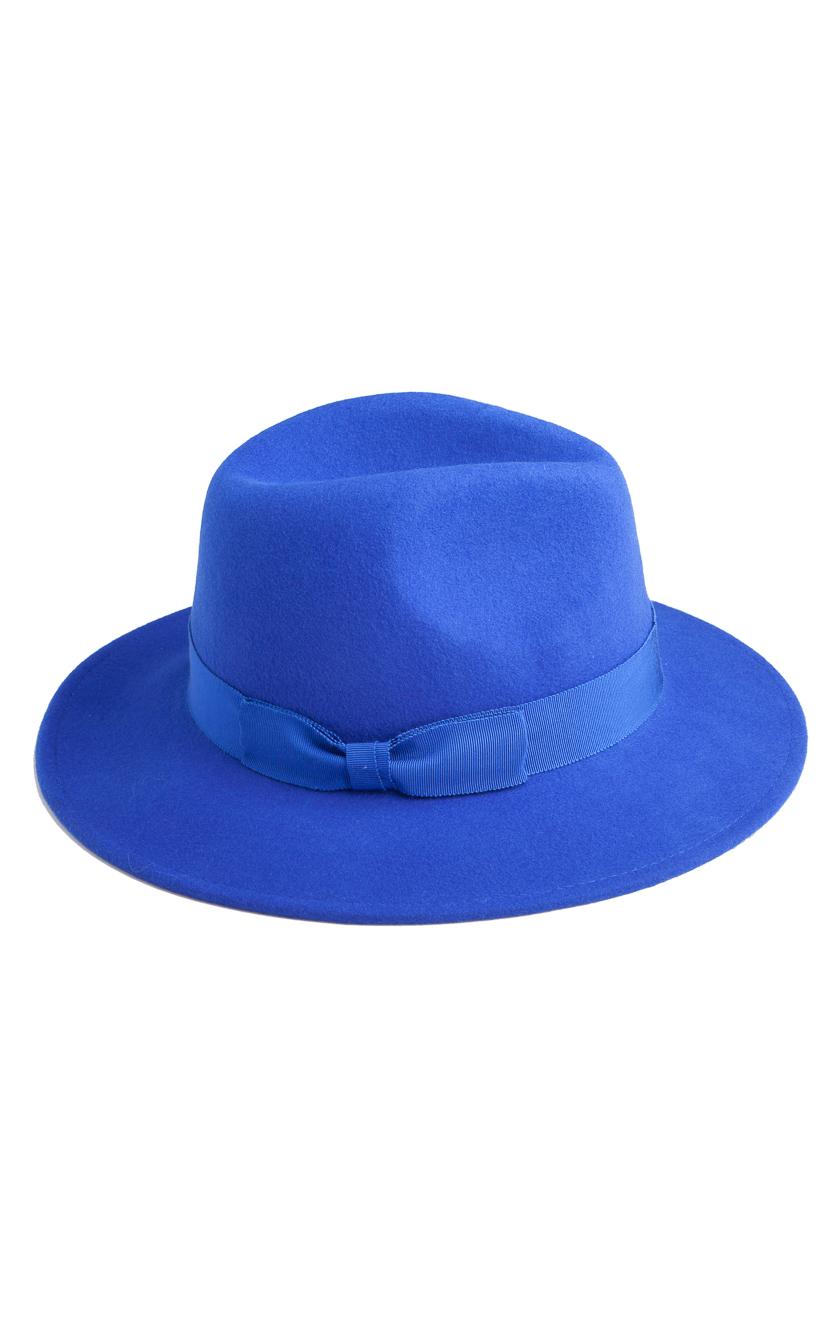 ... Blue Fedora Hat.  MG 6253 f08ae99aeba