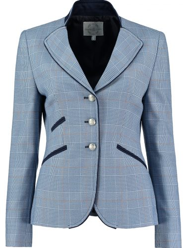 Blue Check Jacket