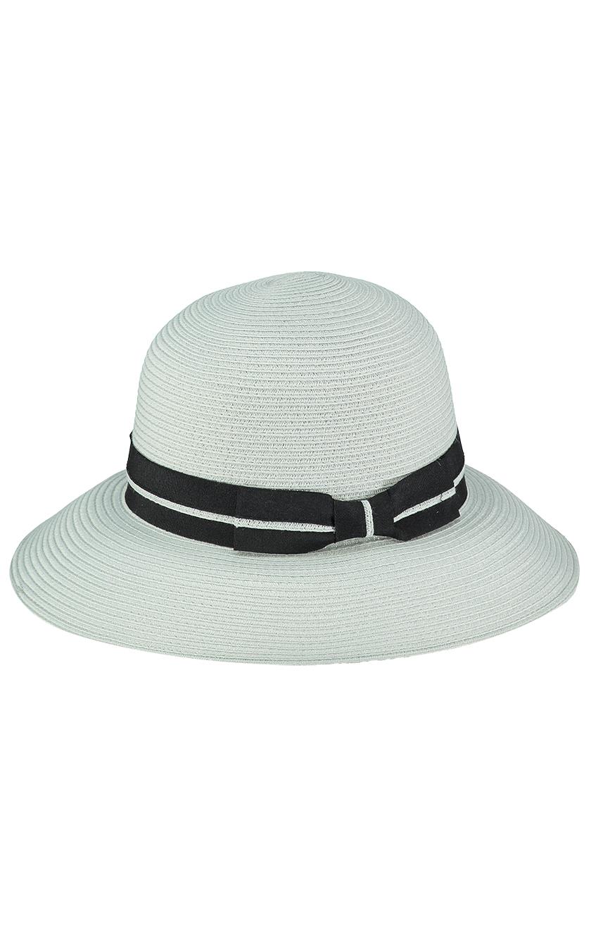 Pale Blue Hat