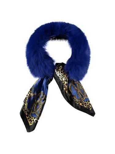 Bright Blue Collar