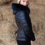 black leather side lifestyle