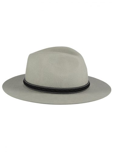 dove grey hat
