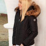 Black Ski Jacket.B Lifestyle