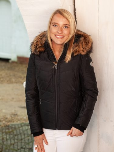 Black Ski Jacket.B Lifestyle1
