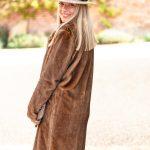 Brown Fur Coat.Lifestyle SSjpg