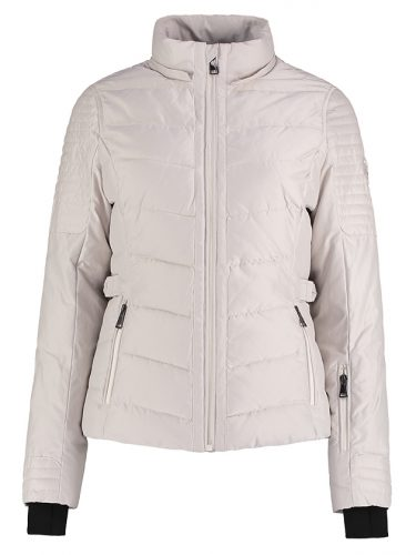 Cream Ski Jacket.Njpg