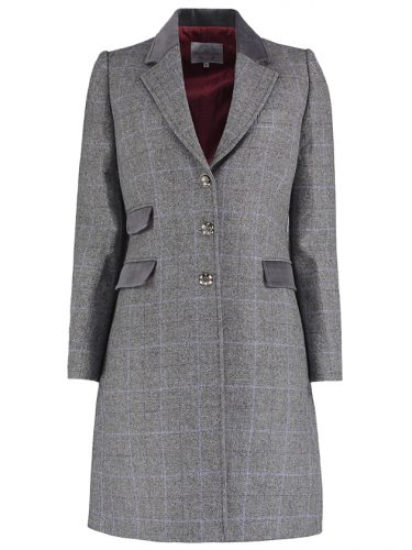 Emma Grey Racing Coat