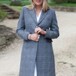 Emma Grey Racing Coat Lifestyle
