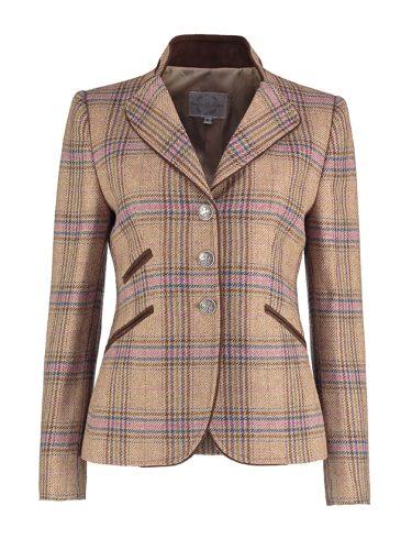 Rosie Check Jacket