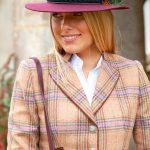 Rosie Check Jacket.Lifestyle & Hat
