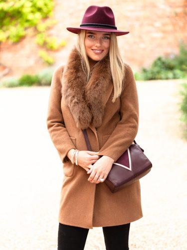 Camel Coat F1