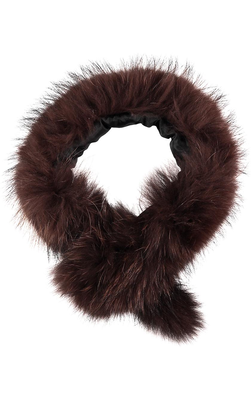 Chocolate Brown Fur Collar Medium.rjpg