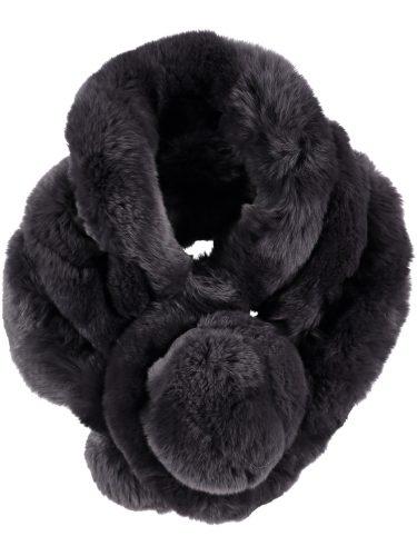 Grey Rabbit Collar SMF