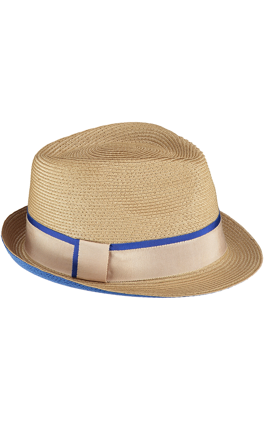 Natural Cobalt Sun Hat