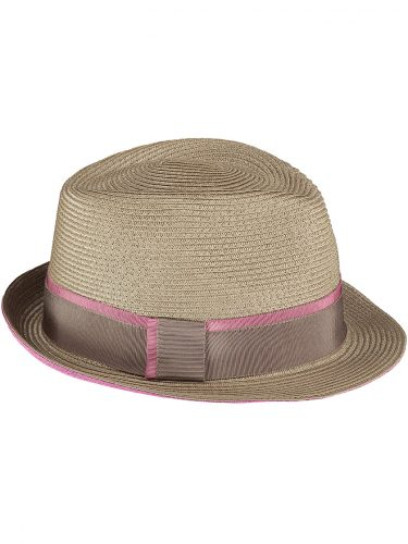 Natural PInk Sun Hat