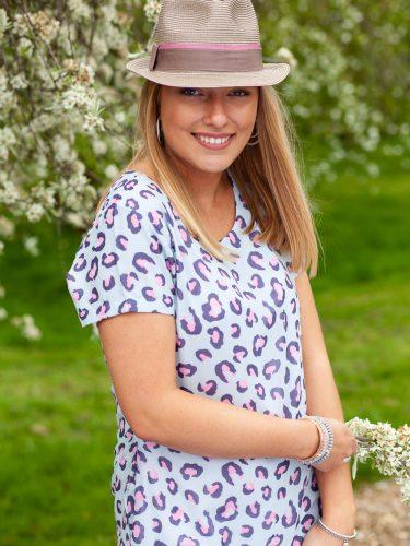 Taupe Sun Hat Lifestyle1