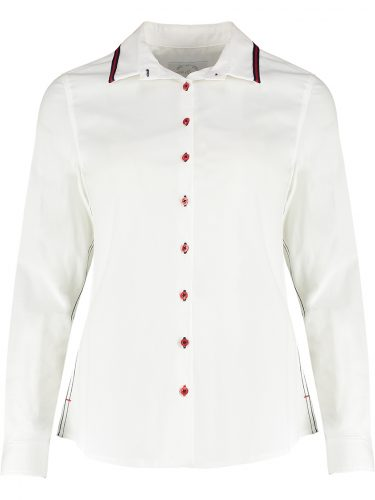 Pippa White Shirt Front1