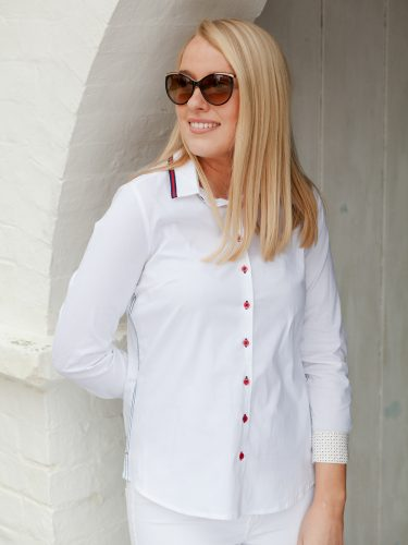 Pippa White Shirt Lifestyle sunglasses
