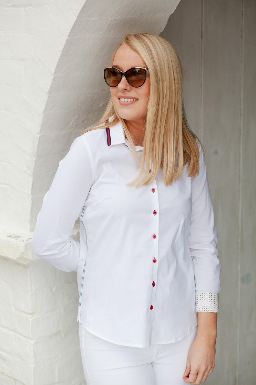 Pippa White Shirt Lifestyle sunglasses