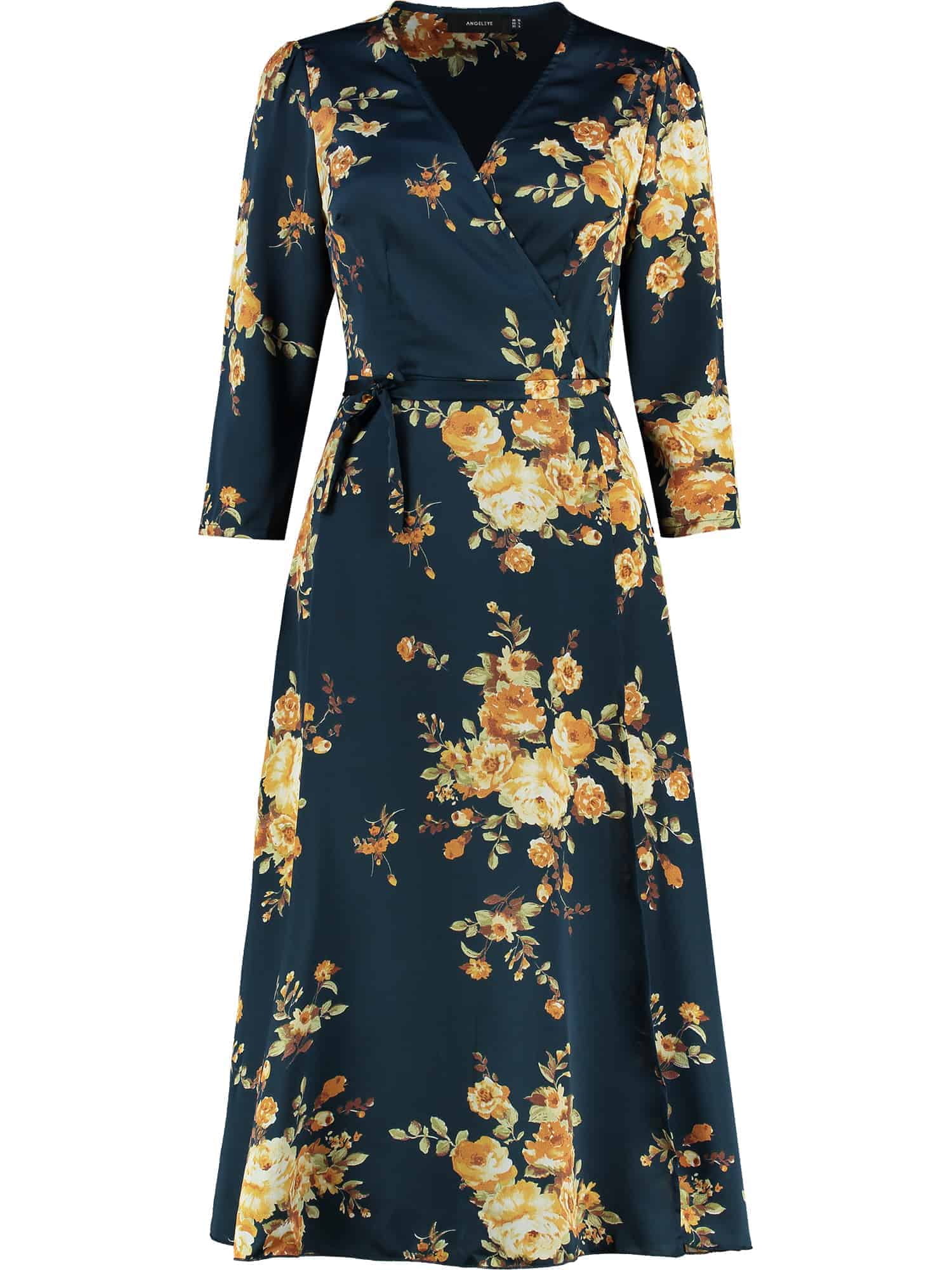 Blue-and-Gold-Floral-Dress_1