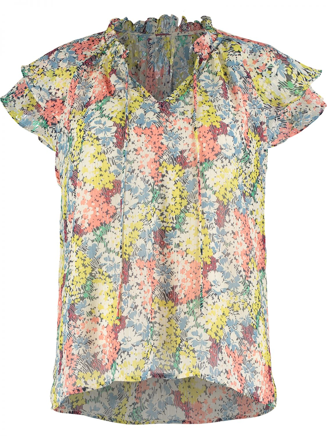 Floral Top F6