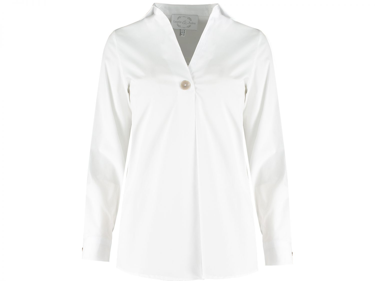 Libby White Shirt F1