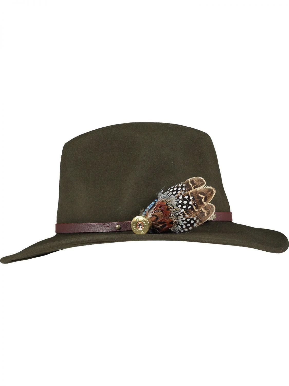 Medium Natural Pin and Hat