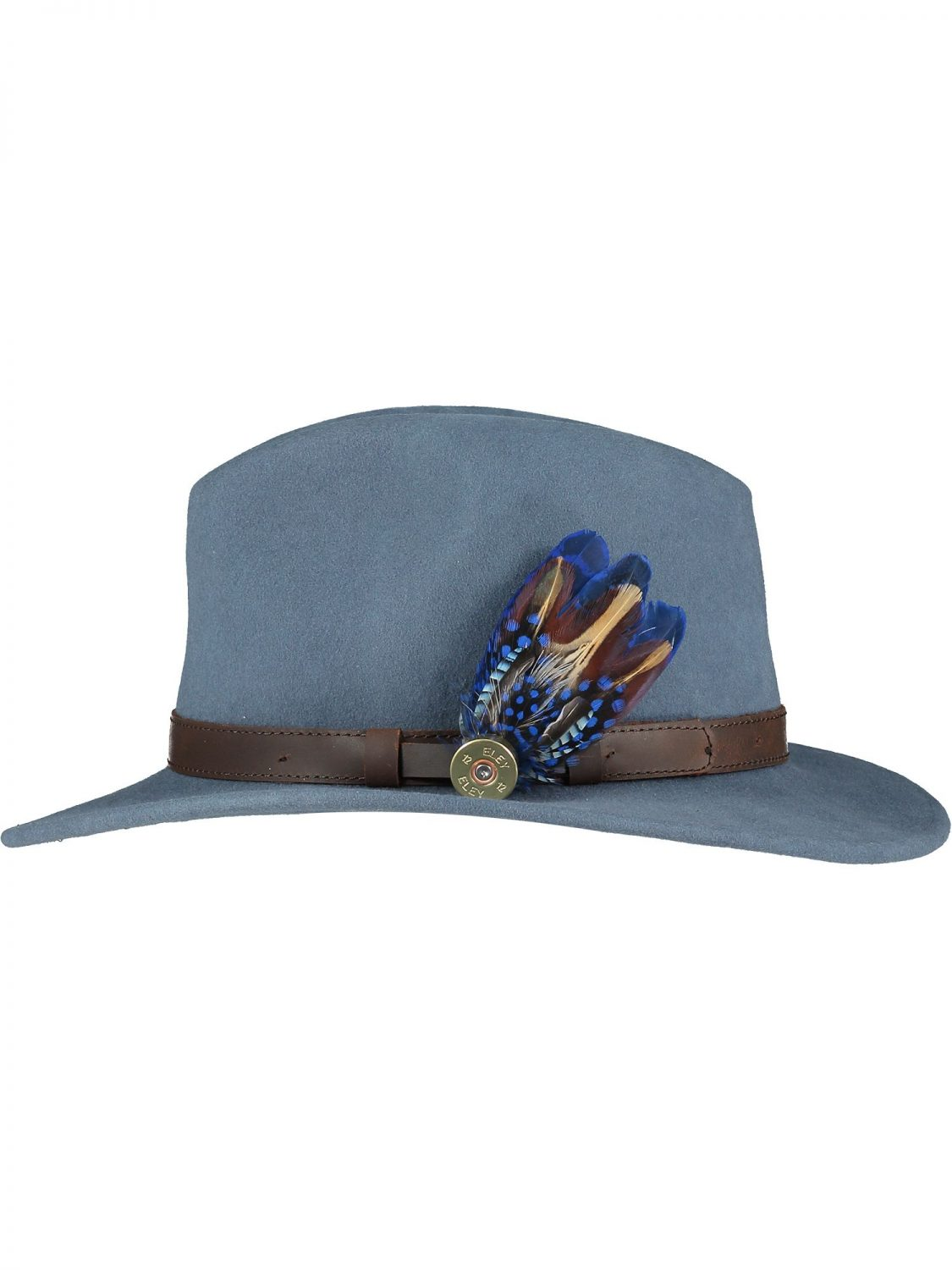 Medium Navy Pin and Hat