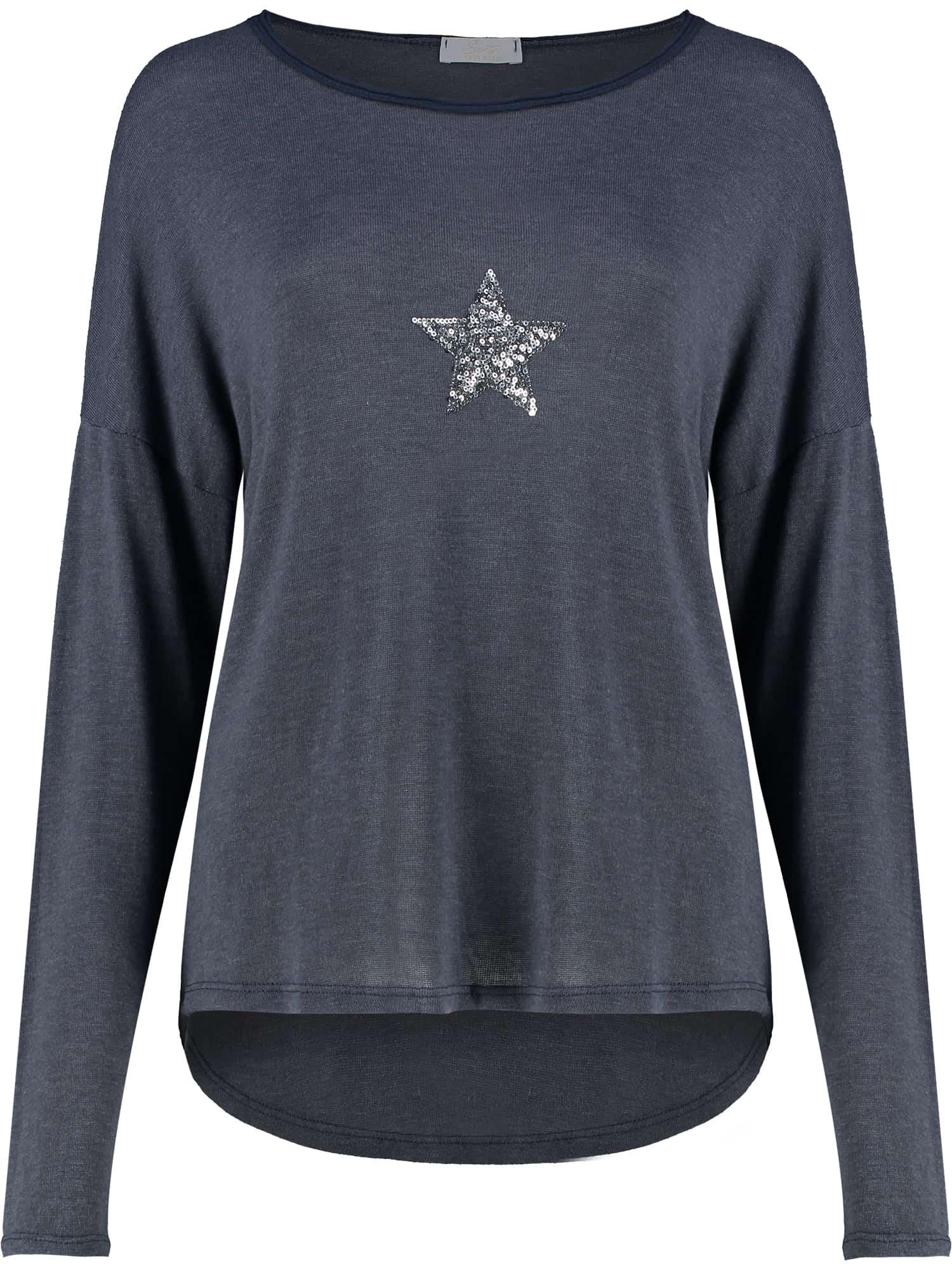 Denim-Blue-Silver-Star-F re