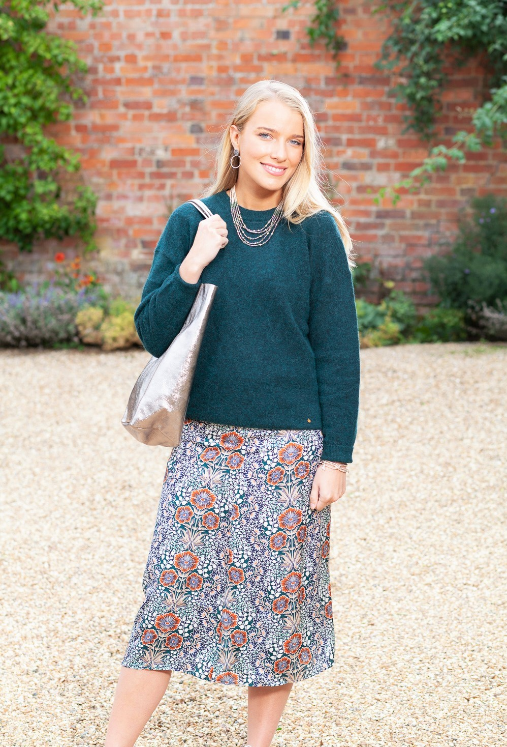 Lily green skirt (4)