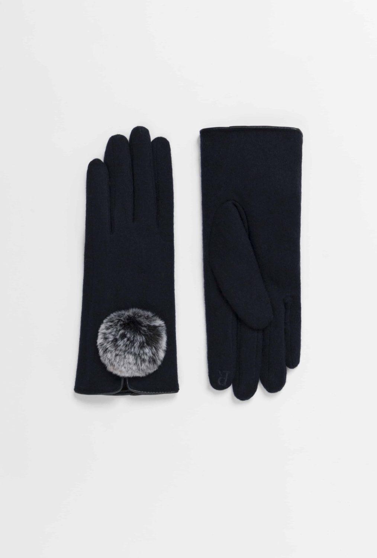 Lucia Glove navy (1)