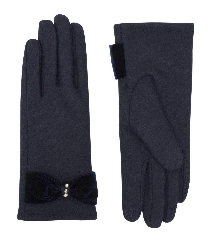 Sasha glove navy