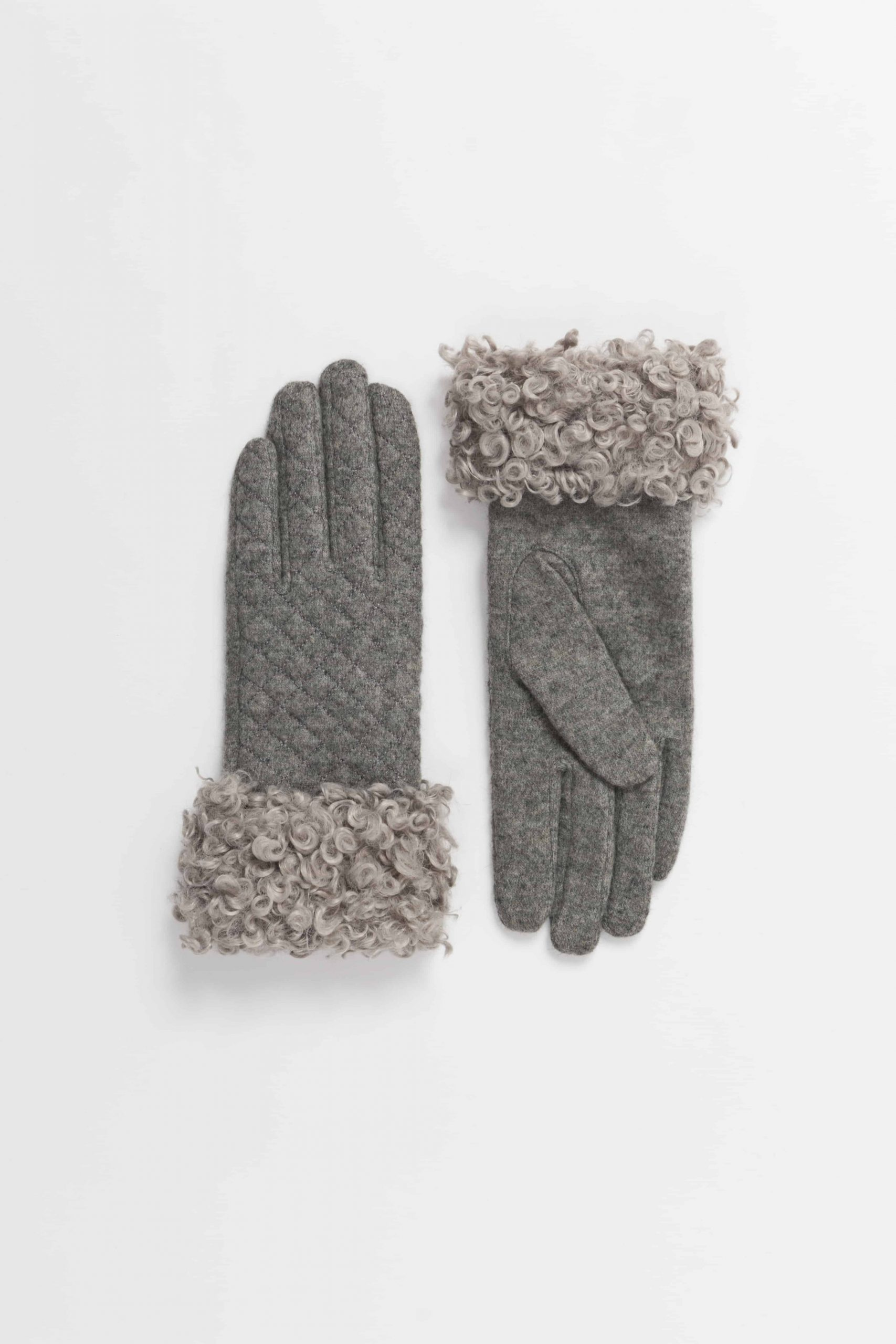 Teddy Glove grey (1)