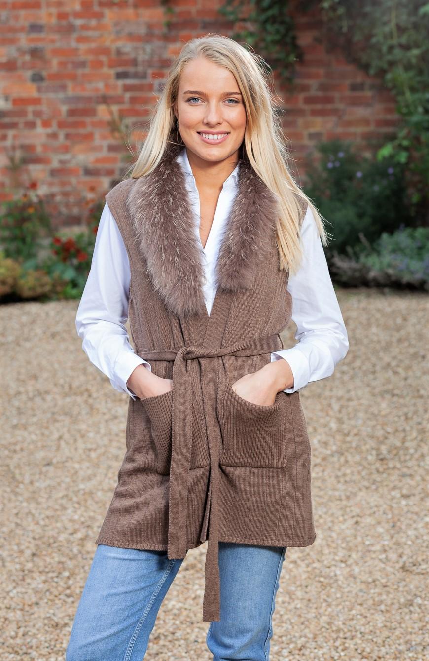 Brown Waistcoat 4
