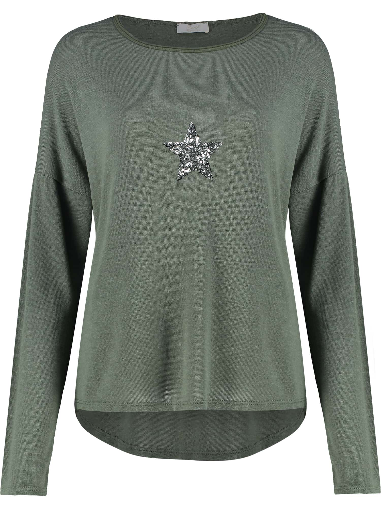 Khaki-Long-Sleeve-T-with-Star re
