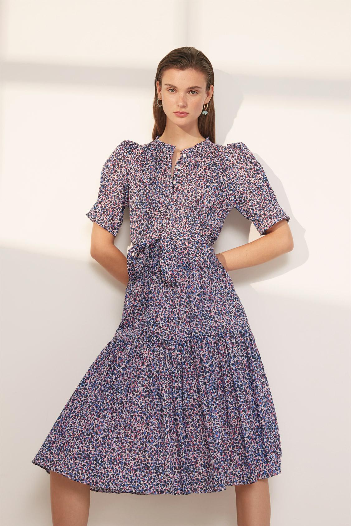Print Dress 1